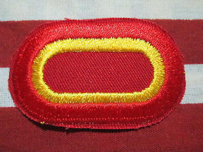 Us Army 407Th Supply And Transportation Bn Para Oval C/e