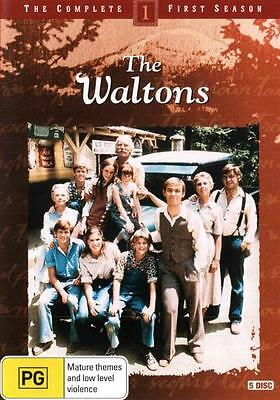 The Waltons: Season 1  - DVD - NEW Region 4