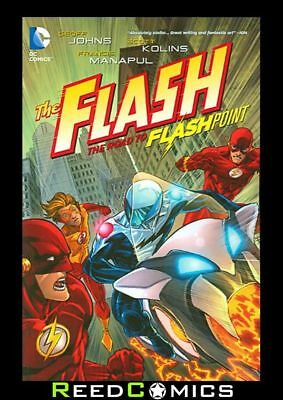FLASH VOLUME 2 THE ROAD TO FLASHPOINT GRAPHIC NOVEL Collects (2010) #8-12