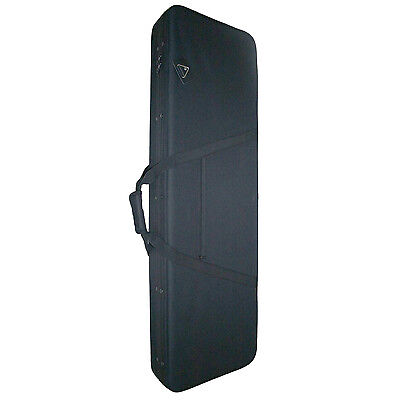 Artist BFC701 Economy Foam Hard Case for Electric Bass Guitar - New