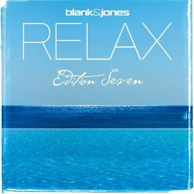 Various Artists : Relax Edition 7 (Seven)-Deluxe Hardcover Box CD***NEW***
