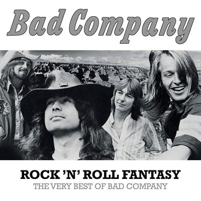 Bad Company : Rock 'N' Roll Fantasy CD (2015) ***NEW***