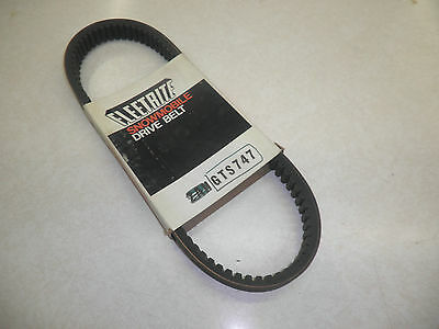 New Fleetrite Snowmobile Drive Belt - Part ZAH-GTS-747