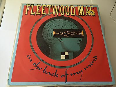 """FLEETWOOD MAC In The Back Of My Mind 3 Track 12"""" Vinyl NMINT/EX-"""