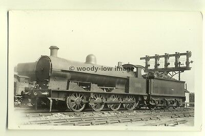 ry386 - L&NWR Railway Engine no 2422 - postcard