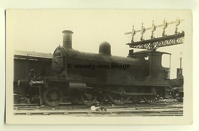 ry389 - Railway Engine no 14386 Loch Tummel - postcard