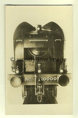 ry458 - LNER High Pressure Compound Express Locomotive no10000 - postcard