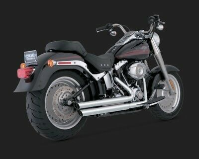 Vance & Hines DOUBLE BARREL SOFTAIL 07-11