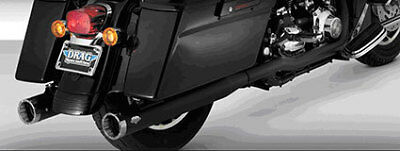 Vance & Hines WIDOW SLIP-ONS TOURING 95-08 (WILL BECOME V46741)