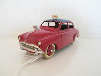 French Dinky 24Ut Simca 9 Aronde Taxi Vnmint L@@K