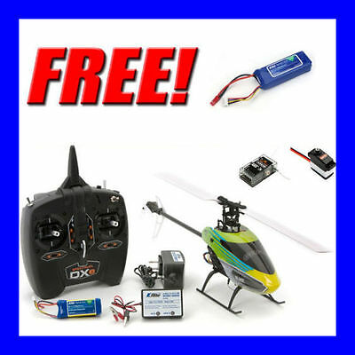 Blade 230S 230 S RTF Ready To Fly RC Helicopter w/ Free Extra Battery BLH1500