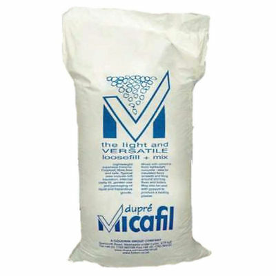 VERMICULITE 100Ltrs  GARDEN 5mm-12mm - INSULATION / BUILDING / FLUE LININGS