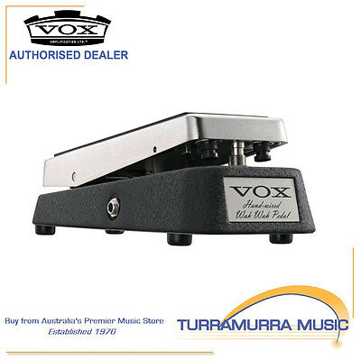 Vox V846-HW Handwired Wah Guitar Effects Pedal