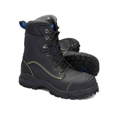 Blundstone Wr Lace Up 185mm High Leg Boot With Penetration Resistant Insole 995