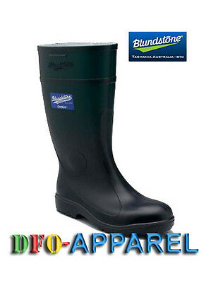 Blundstone Green Non Safety Chemgard Boot (005)