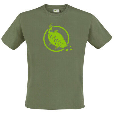 ORIGINAL Carp Fishing T-Shirt 'Heads Down' by Big Kippers | FREE Delivery