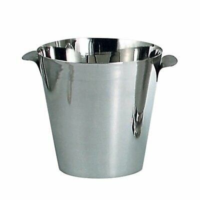 NEW Chef Inox Wine Bucket Stainless Steel