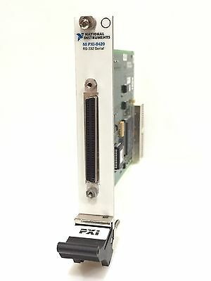 National Instruments NI PXI-8420/8