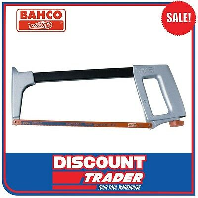 "Bahco Professional Heavy Duty Hacksaw Frame 300mm (12"") - 225-PLUS"