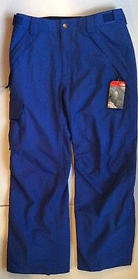 The North Face Men's Seymore Hyvent 2L Shell Pants Medium In Monster Blue