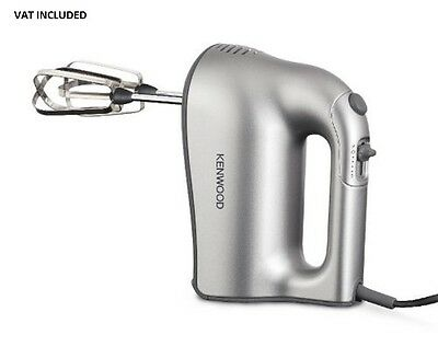 Brand New Kenwood HM535 Hand Mixer Whisk 3 Speed 280w- Silver