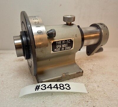 5C Collet Indexer Indexer (Inv.34483)