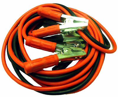 Heavy Duty Pro 800Amp 3 Metres 10Ft Jump Leads Booster Cables Car Van & Case