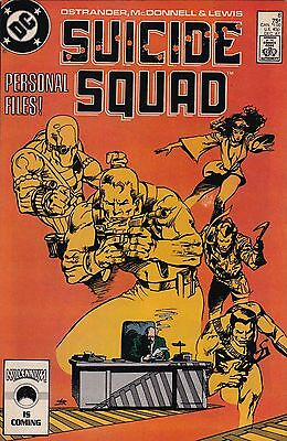 DC Comics! Suicide Squad! Issue 8!