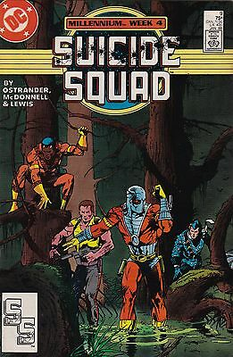 DC Comics! Suicide Squad! Issue 9!