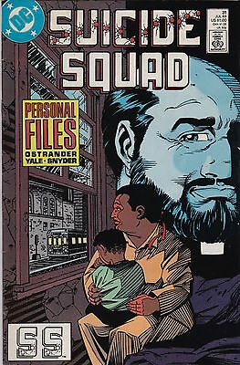 DC Comics! Suicide Squad! Issue 31!