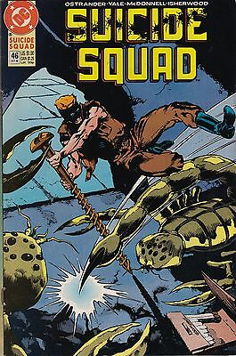 DC Comics! Suicide Squad! Issue 46!