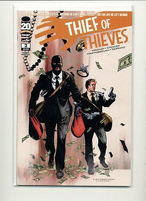 IMAGE THIEF OF THIEVES #2 4TH PRINTING NEW AND UNREAD
