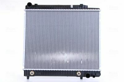 Nissens 62724A Radiator fit MERCEDES 300 SD TURBO AC