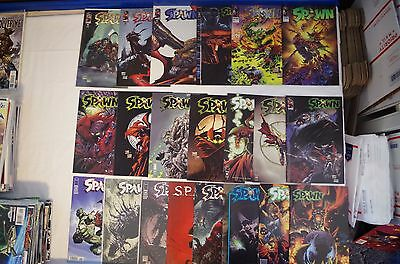 21 issue Spawn by Image comics # 4-198 by Todd McFarlane & Greg Capullo Endgame