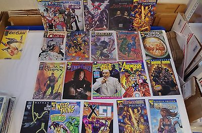 19 DIfferent Wizard ACE Editions, # 0 specials & Special Editions- MUST SEE!!!