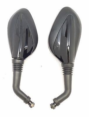 Rear GY6 Mirrors Mirror Scooter Chinese Moped Vespa 50cc 150cc 250cc