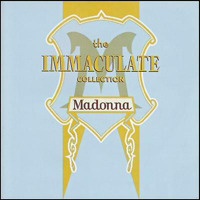 Madonna - Immaculate Collection Cd ~ Greatest Hits / Best Of Compilation *new*