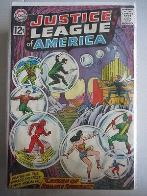 Justice League of America Vol. 1 (1960-1987) #16 FN