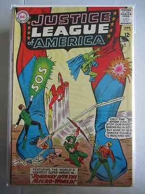 Justice League of America Vol. 1 (1960-1987) #18 VG+ (Cover Detached)