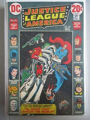 Justice League of America Vol. 1 (1960-1987) #101 VF+