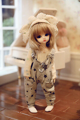 Cherry Castel 1/6 girl super dollfie size bjd [Strawberry] SP doll free wig eyes