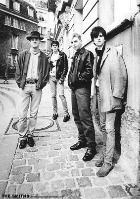 "The Smiths Montmartre NEW A1 Size 84.1cm x 59.4cm - approx 33"" x 24"" Poster"