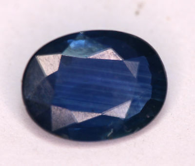 1,34 ct ct Superbe Saphir Naturel de Kantchanaburi