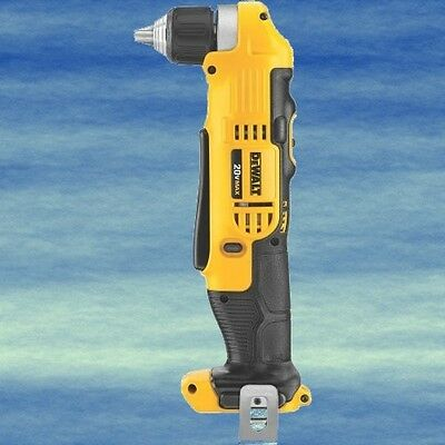 DEWALT Cordless 3/8? Right Angle Drill Driver 20V Lithium Ion Dual Speed #4258
