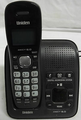 Uniden Dect 6.0 Digital Technology - Cordless Phone System - Good Condition