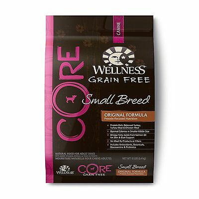 Wellness CORE Natural Grain Free Dry Dog Food by Wellness Natural Pet Food DTF