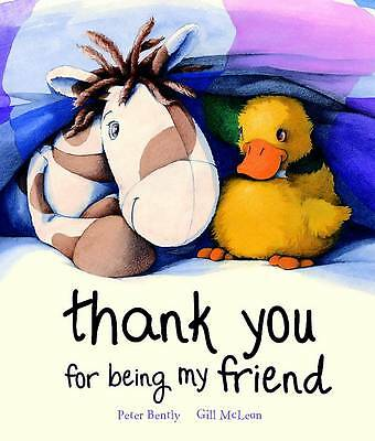 Thank You for Being My Friend - New Picture Book