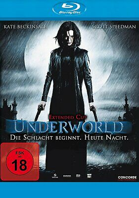 Underworld - Extended Cut # BLU-RAY-NEU