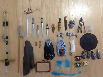 """Dr Doctor Who 5"""" Figure Accessories - 11Th Dr Era - Sonic Screwdriver - Over 20!"""