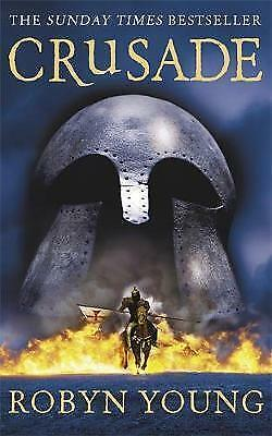 Crusade by Robyn Young, Book, New Paperback
